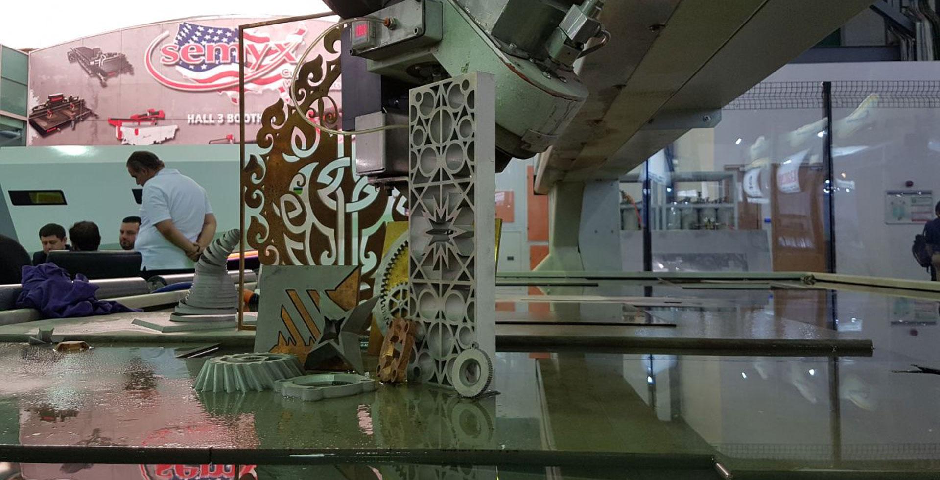 Intermac at Steelfab: a strategic presence