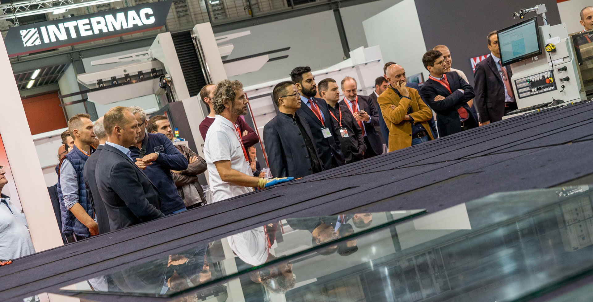 Intermac a Vitrum 2017, il vetro incontra la massima performance nell'epoca digitale