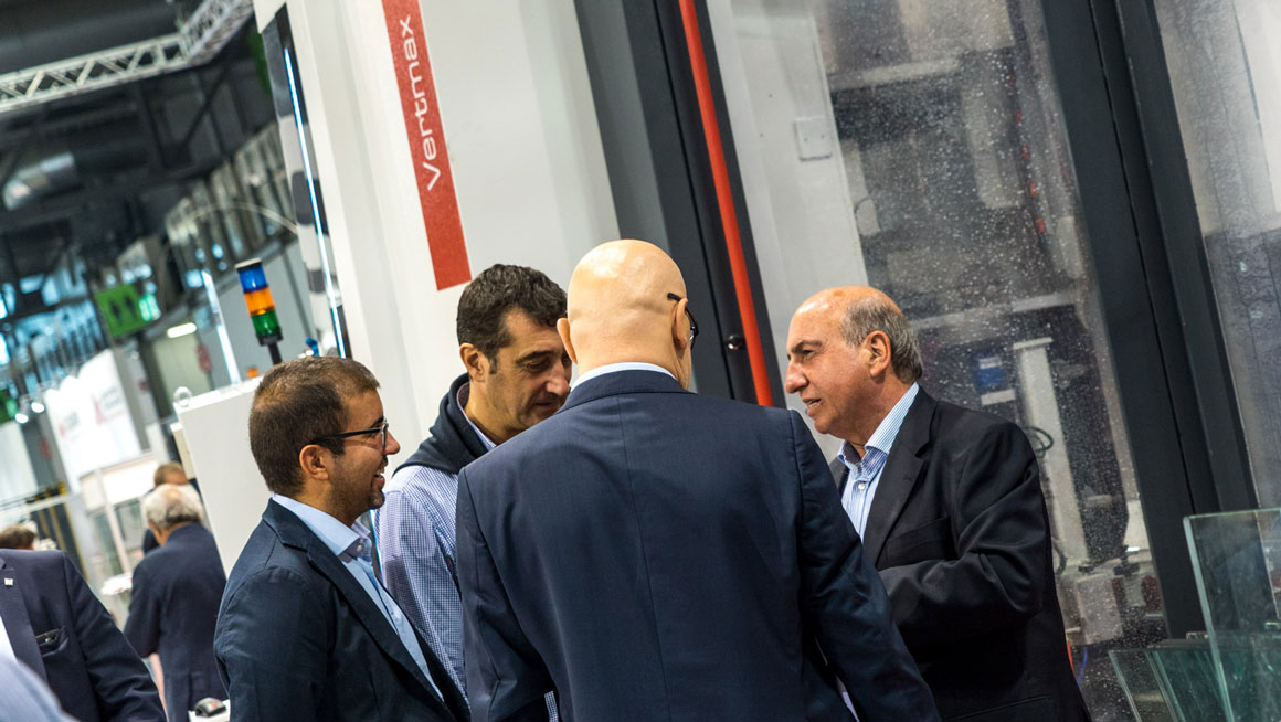 Intermac at Vitrum 2017, glass meets with top performance levels in the digital era: Photo 3