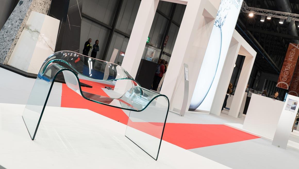 Interpretazioni d'autore, the exhibition dedicated to glass transformation at Vitrum 2017: Photo 2