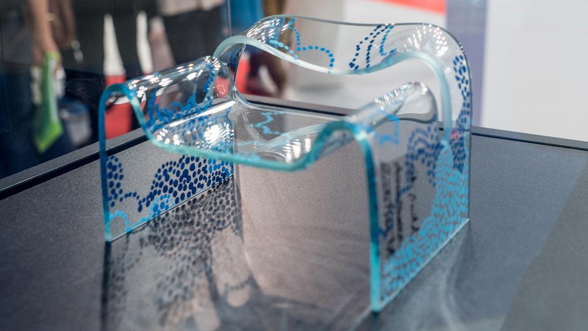 Interpretazioni d'autore, the exhibition dedicated to glass transformation at Vitrum 2017: Photo 3