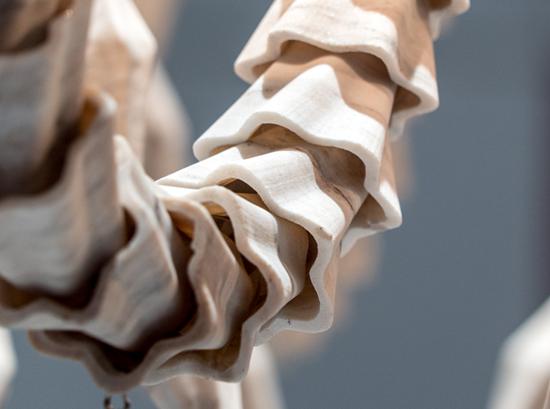 Technology, art and study: Rezzonico among Raffaello Galiotto's projects on Marmomacchine Magazine.