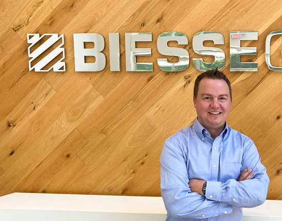 Brian Dieckhoff joins Biesse Group as Talent Management and Acquisition Team Leader
