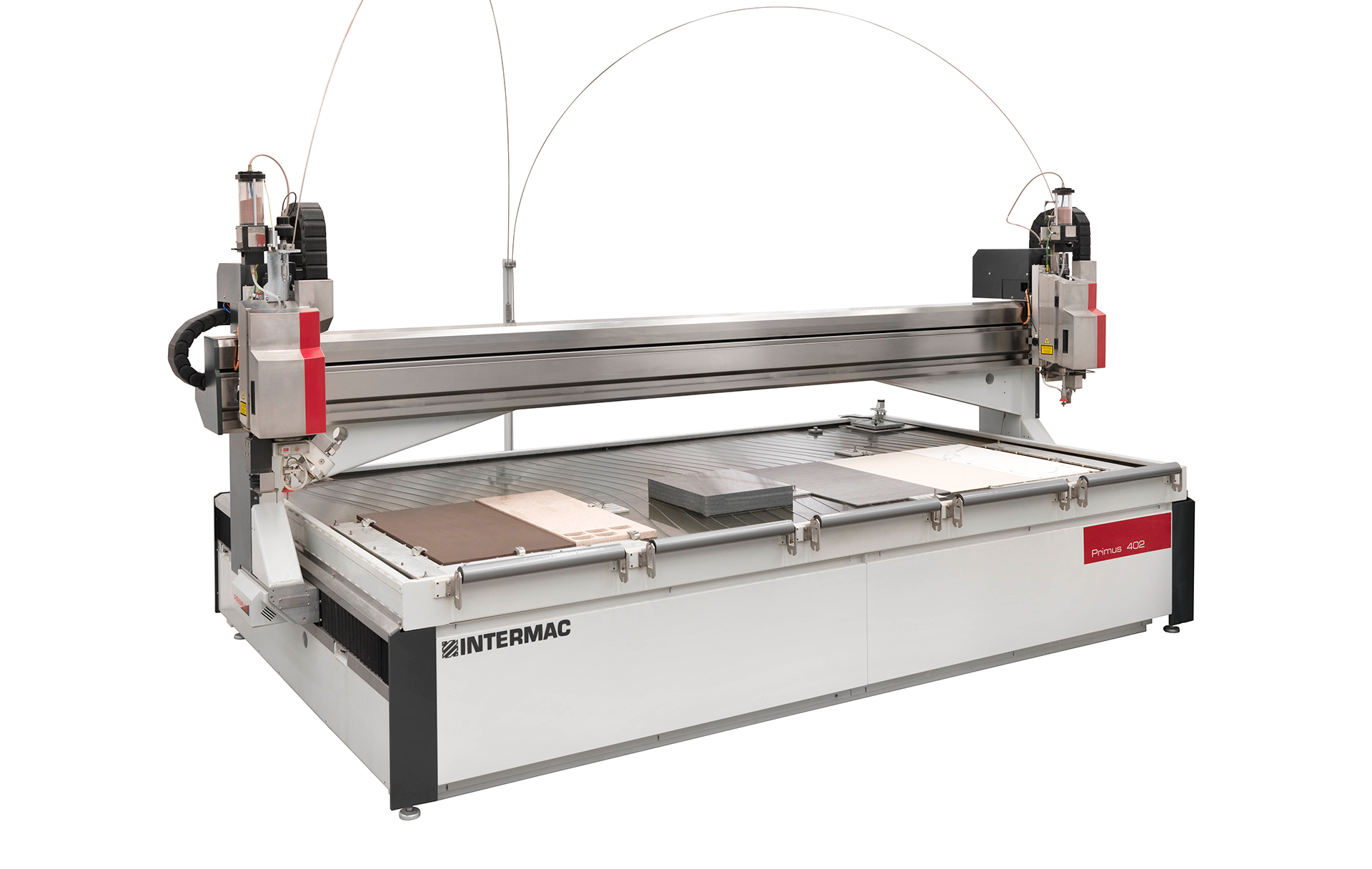 Waterjet cutting machines Primus series: Photo 2