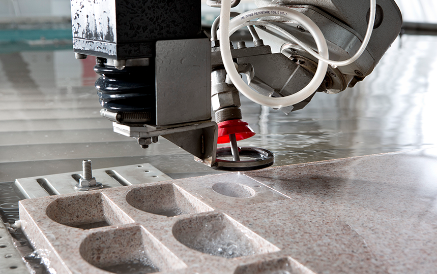 Waterjet cutting machines Primus series: Photo 5