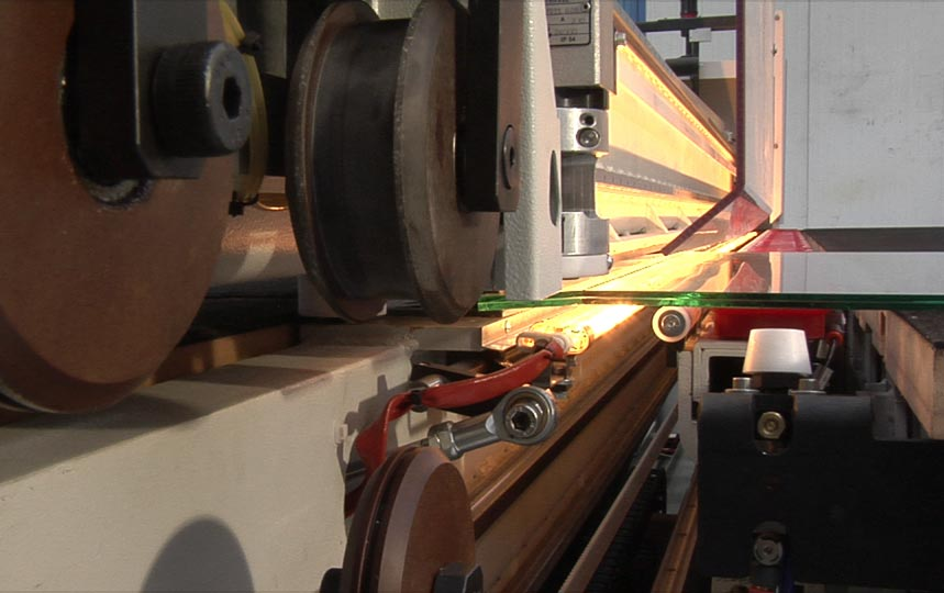 Cutting tables for laminated glass Genius LM-A series: Photo 7