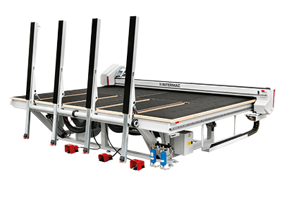 The entry-level cutting table for sintered materials that enables linear and shaped ceramic sheets to be dry-cut in a simple, intuitive manner. Genius RS-A