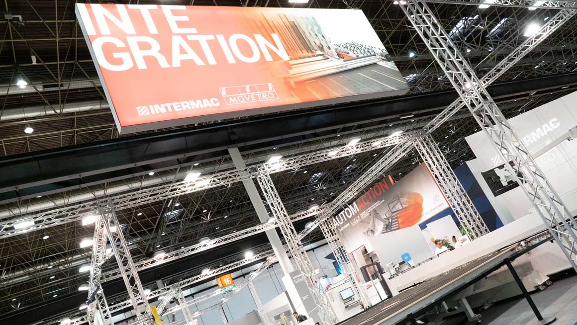 Intermac and Movetro at Glasstec: solutions packed with technology: Photo 2