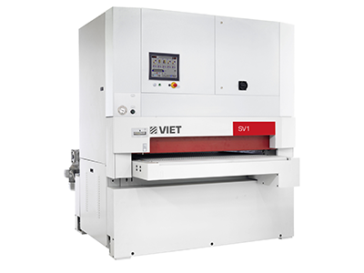 Deburring machines, multi-function satin-finishers SV1