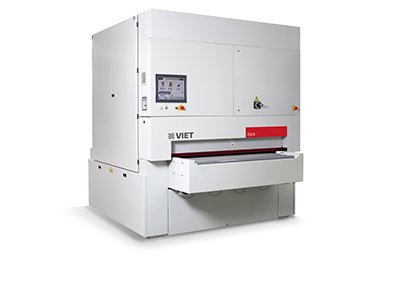 Deburring machines, multi-function satin-finishers SV4