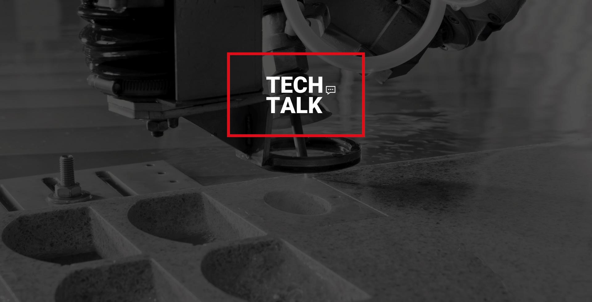 Tech Talk / Demo / Waterjet Primus 402
