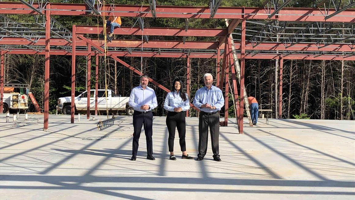 Corporate Biesse Group expands Charlotte Campus: Photo 1