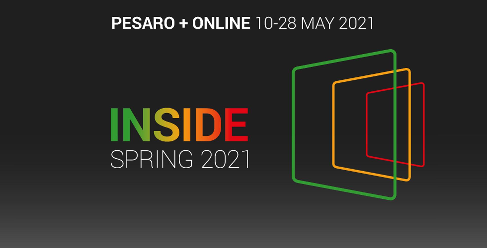 展览与活动 Inside Spring 2021, an extraordinary edition  to be experienced without boundaries.: 照片 1
