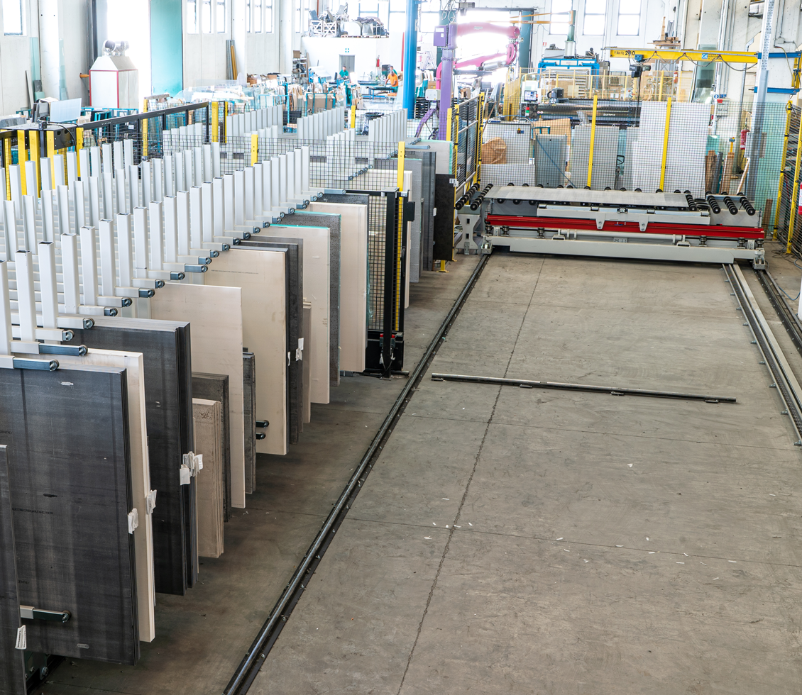 Storage and handling systems for sintered materials MOVETRO SERIES: Photo 6