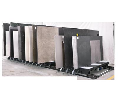 Sistemas de almacenamiento y manipulación para materiales sinterizados MOVETRO SERIES