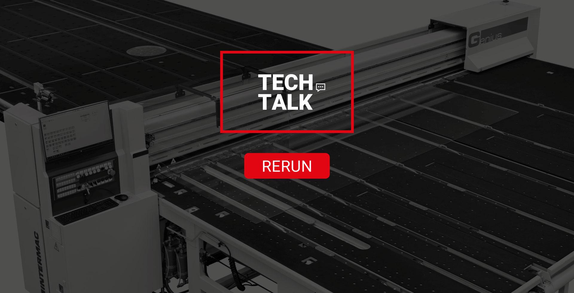 Tech Talk / Demo / COMBY PLUS J-A46 (RERUN)