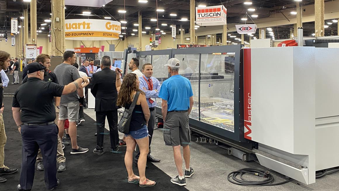 Exhibitions and Events Relive TISE/StonExpo 2021: Photo 5