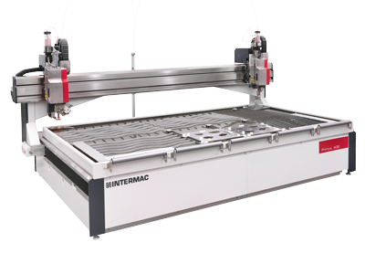 Waterjet cutting machines Primus Series