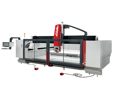 The range of work centres dedicated to glass machining for the products that are typical of the furniture, automotive, building and domestic appliance sectors. Master Series