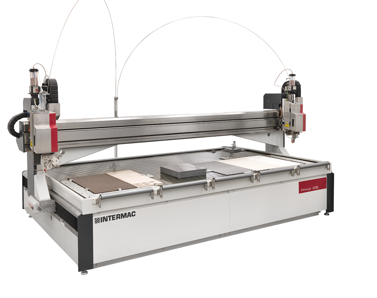 Water jet cutting machines Primus series: Photo 1