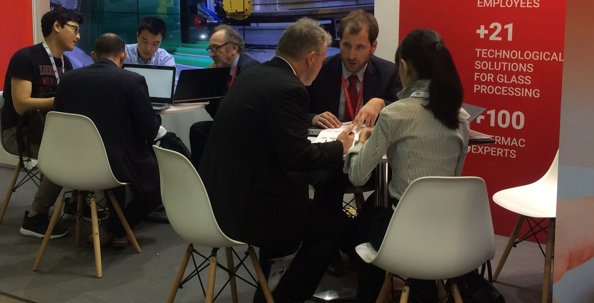 Intermac and Diamut present at Glasstech Asia 2017