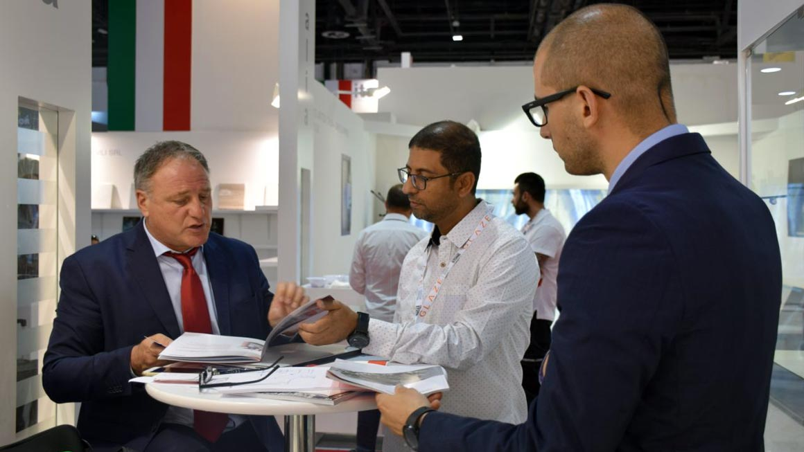 Waterjet cutting technology on show at Middle east Stone: Photo 1