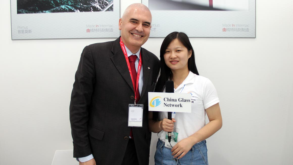 Intermac at China Glass 2017: specific solutions to suite the chinese market: Photo 2