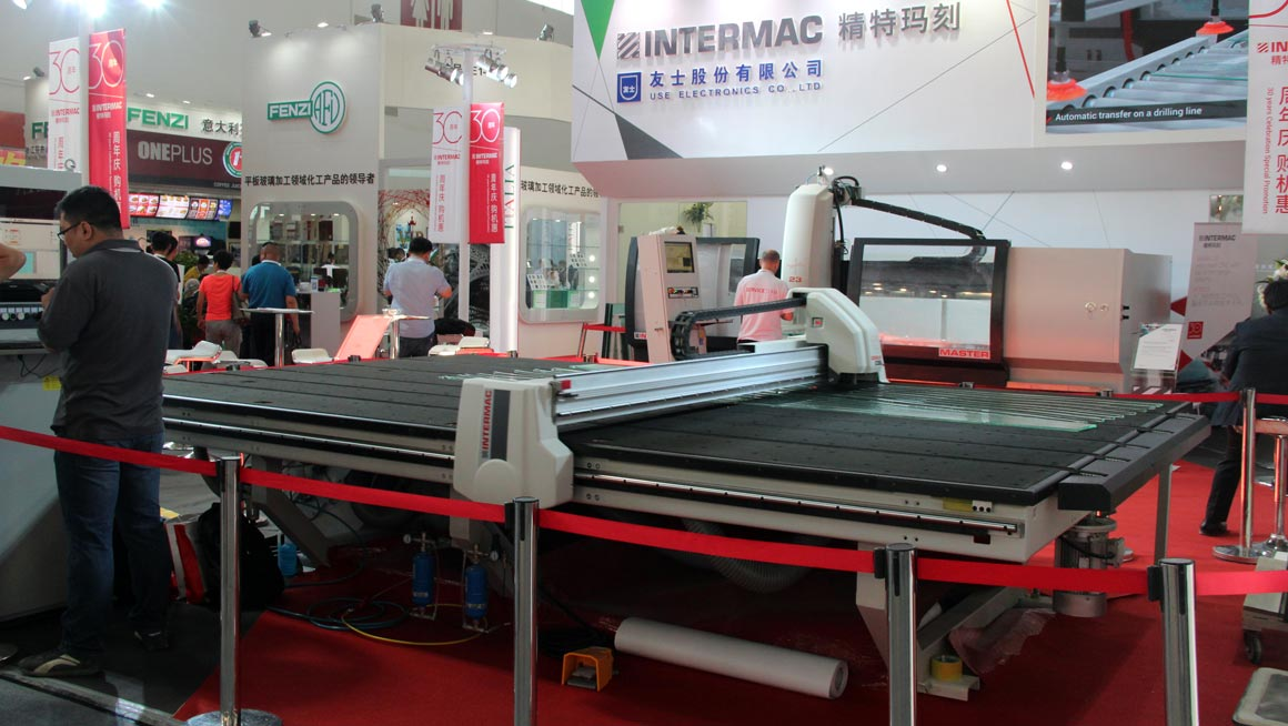 Intermac at China Glass 2017: specific solutions to suite the chinese market: Photo 3